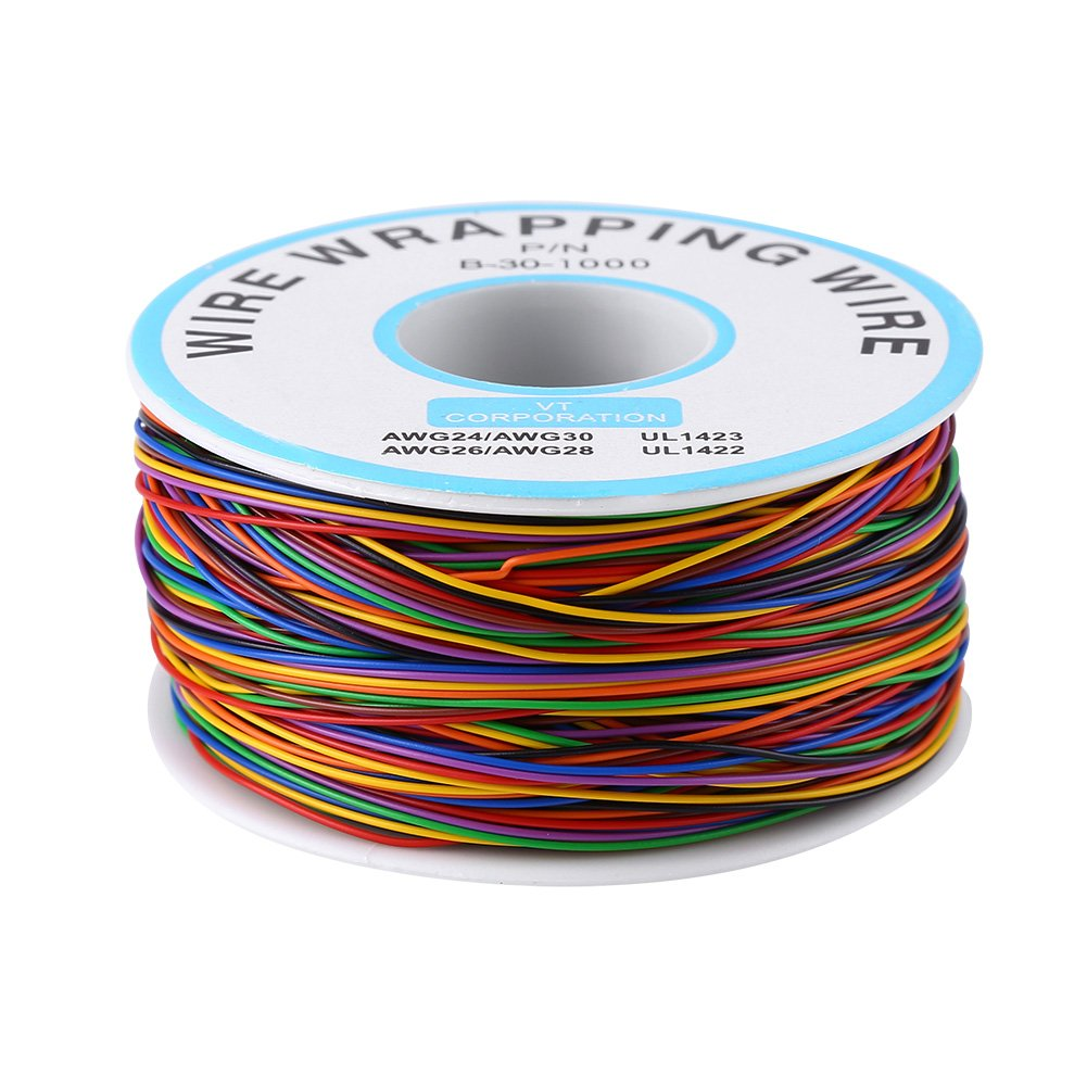 Cable de Embalaje de Prueba de Aislamiento de Colores Cable de Cobre Estañado P / N