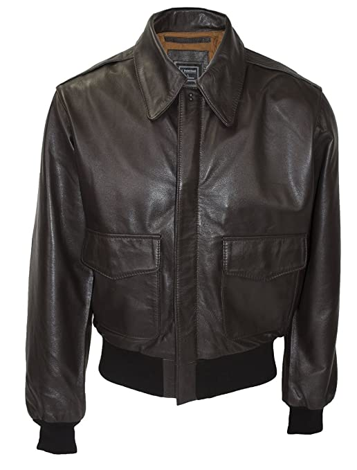 50s Men's Jackets| Greaser Jackets, Leather, Bomber, Gaberdine Authentic Flight Jacket $454.25 AT vintagedancer.com