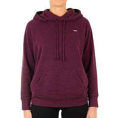 Levis Sportswear W Sudadera con Capucha Potent Purple: Amazon.es: Ropa y accesorios
