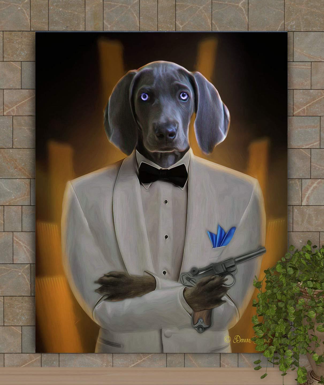 Custom pet canvas Pet portrait canvas Dog canvas Cat canvas Custom pet painting canvas Dog portrait canvas Custom dog painting Canvas Custom