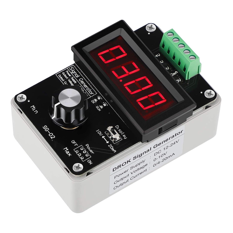 Signal Generator,Samfox Current Generator Adjustable Analog Quantity Current Signal Generator Module Generator