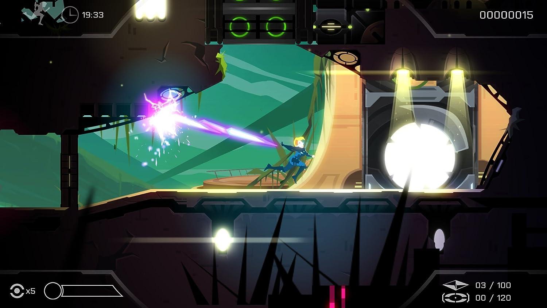 Velocity 2X: Critical Mass Edition: playstation vita: Amazon ...