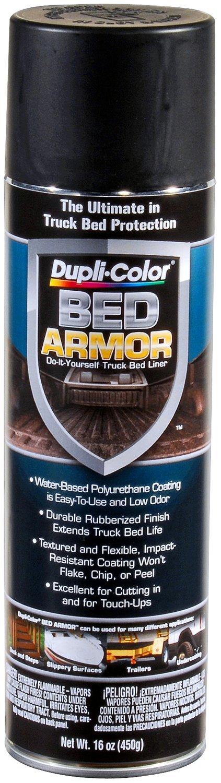 Dupli-Color EBAA20100 Bed Armor Aerosol - 16.5 oz