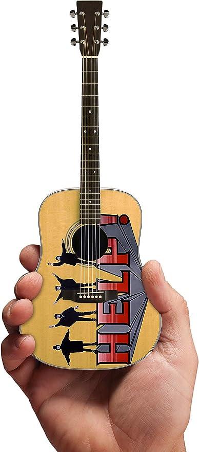 Beatles – Fab Four – Ayuda! Tribute Mini Guitarra acústica - Días ...