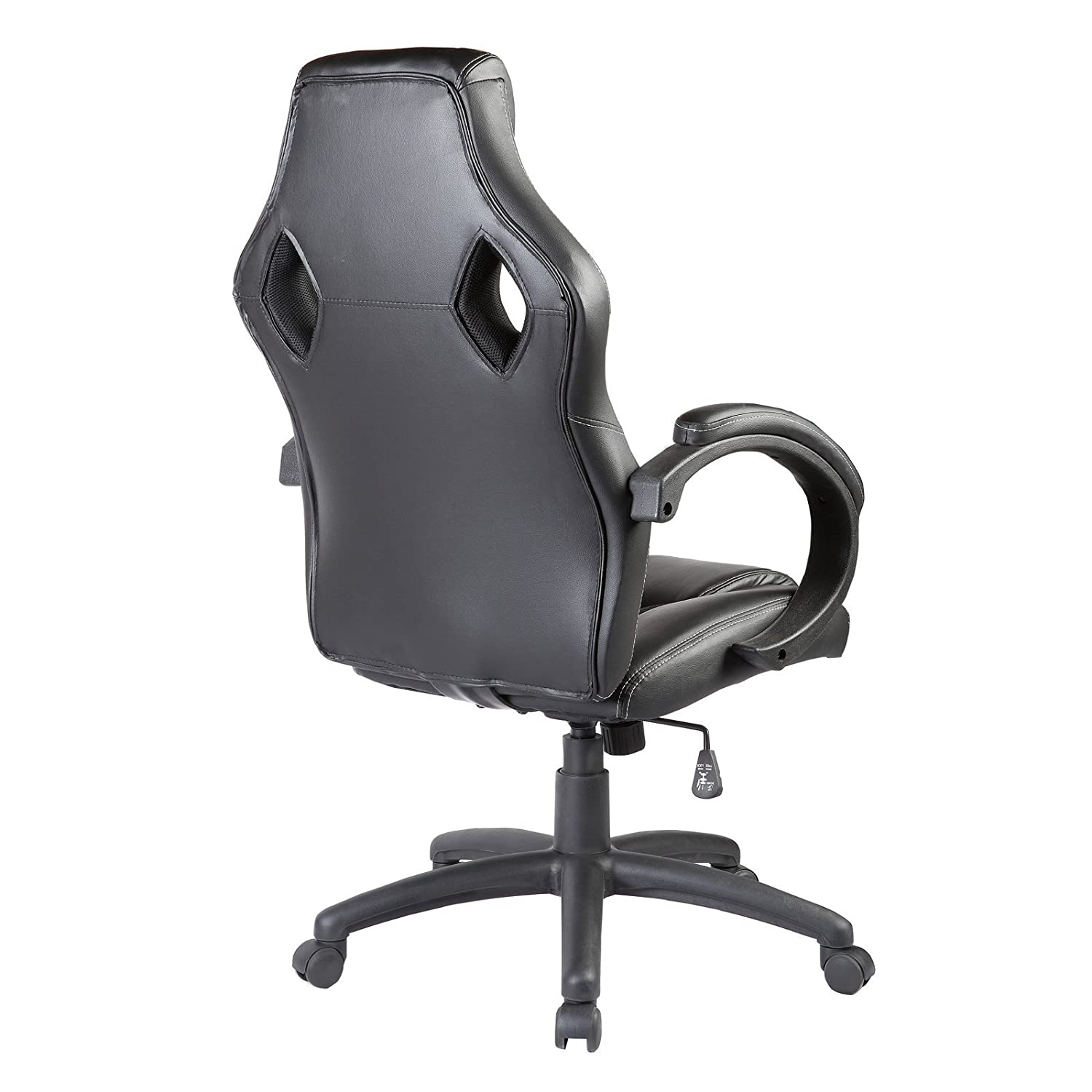 Amazon OFFICE MORE Executive Swivel Leather fice Chair