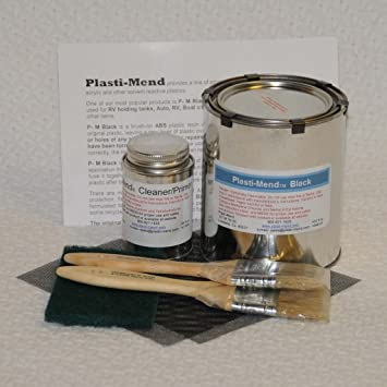 Abs Plastic Repair Kit >> Plasti Mend Large Abs Plastic Repair Kit For Abs Plastic Holding