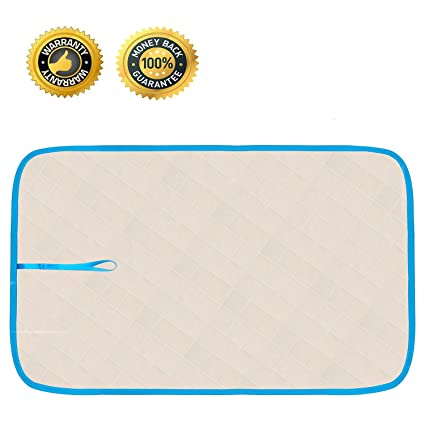 XGuan Ironing Blanket Ironing Mat, Portable Travel Ironing Pad,Ironing  Board Replacement, Iron