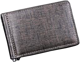 Man Wallet Small Leather Wallets Fashion Purse for Gentlemen by TOPUNDER L