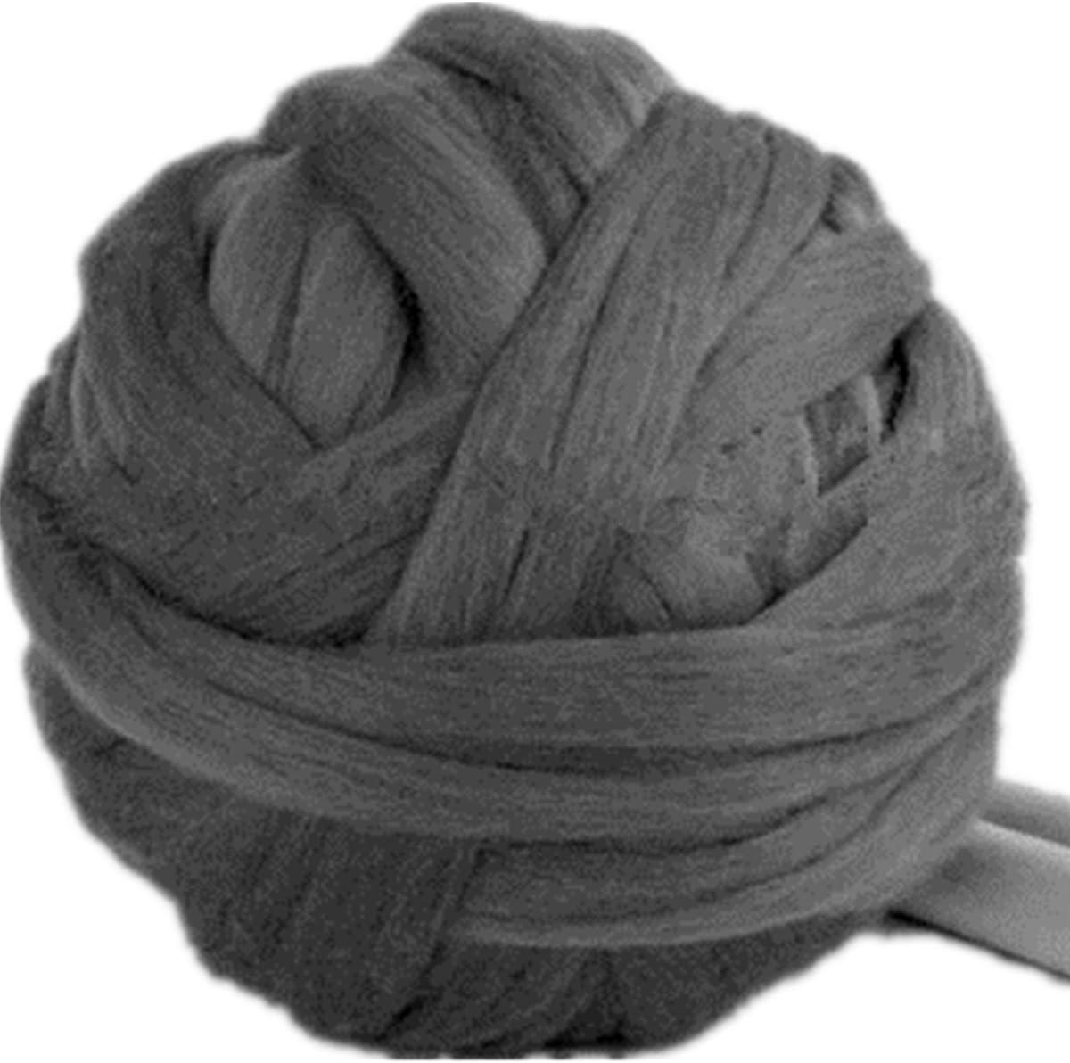Giant Fil Grosse pelote de laine 1 kg (1 kilogram) Super