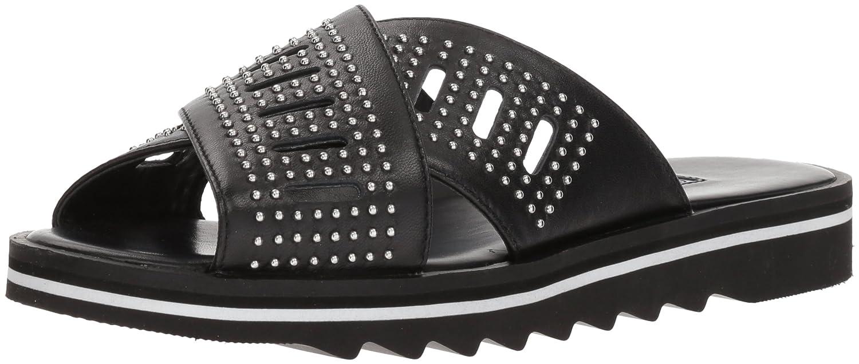Charles David Women's Sneaky Sport Sandal B0773VK9RP 8 B(M) US|Black