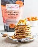 FlapJacked Protein Pancake & Baking Mix, Carrot