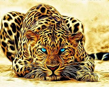 Dibujo De Mascara De Leopardo Para Colorear Dibujos Para