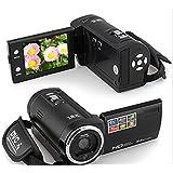 Numérique Caméra ,Stoga PLD010 720P caméra vidéo numérique 16MP caméra DV DVR 2.7 pouce TFT LCD 16x ZOOM enregistreur vidéo portable numérique Noir