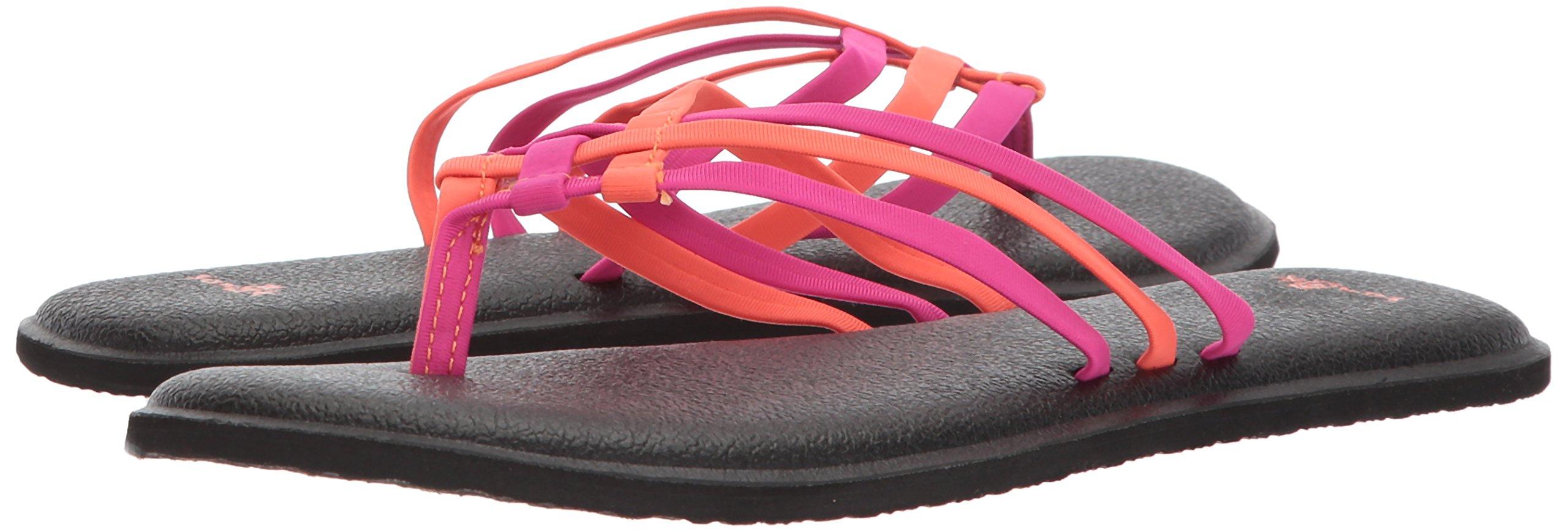 9c910fb90ce7ab Sanuk Women s Yoga Salty Flip-Flop - 1016005   Shoes   Clothing ...