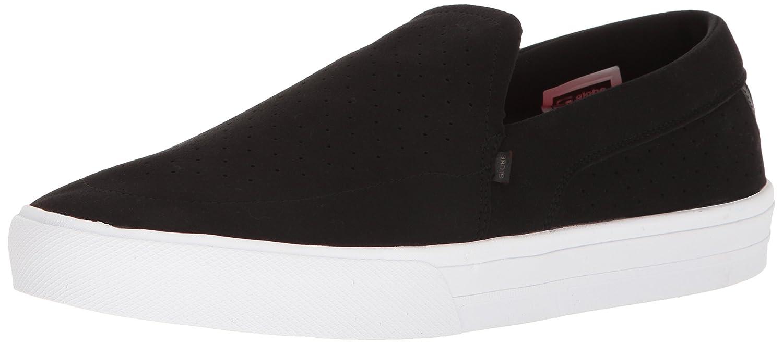 Globe Men's Castro LYT Skateboarding Shoe 14 D(M) US|Black/White