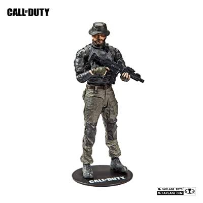McFarlane Toys Call of Duty Captain Price Action Figure: Toys & Games