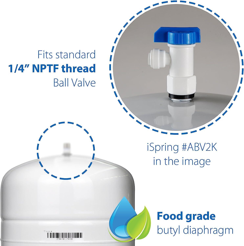 iSpring T32M Reverse Osmosis Storage Tank