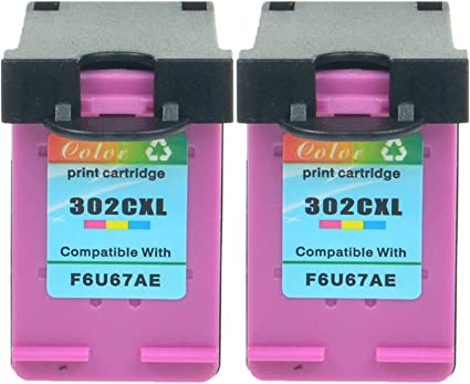 NineLeaf - Cartuchos de Tinta para Impresora HP Deskjet 1110 2130 ...