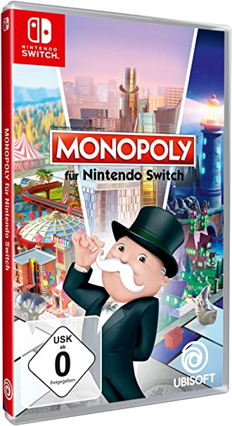 Monopoly - Nintendo Switch [Importación alemana]: Amazon.es ...