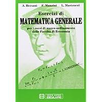 Esercizi di matematica generale: 20