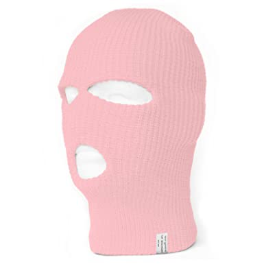 a70d7cb696c TopHeadwear 3-Hole Ski Face Mask Balaclava