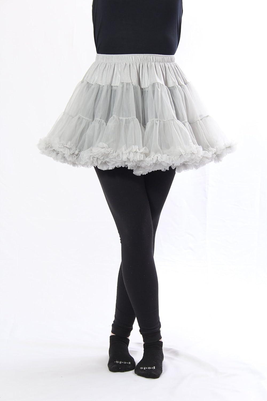 6892985d4 Amazon.com: BellaSous Luxury Adult Woman Flirt Length 15