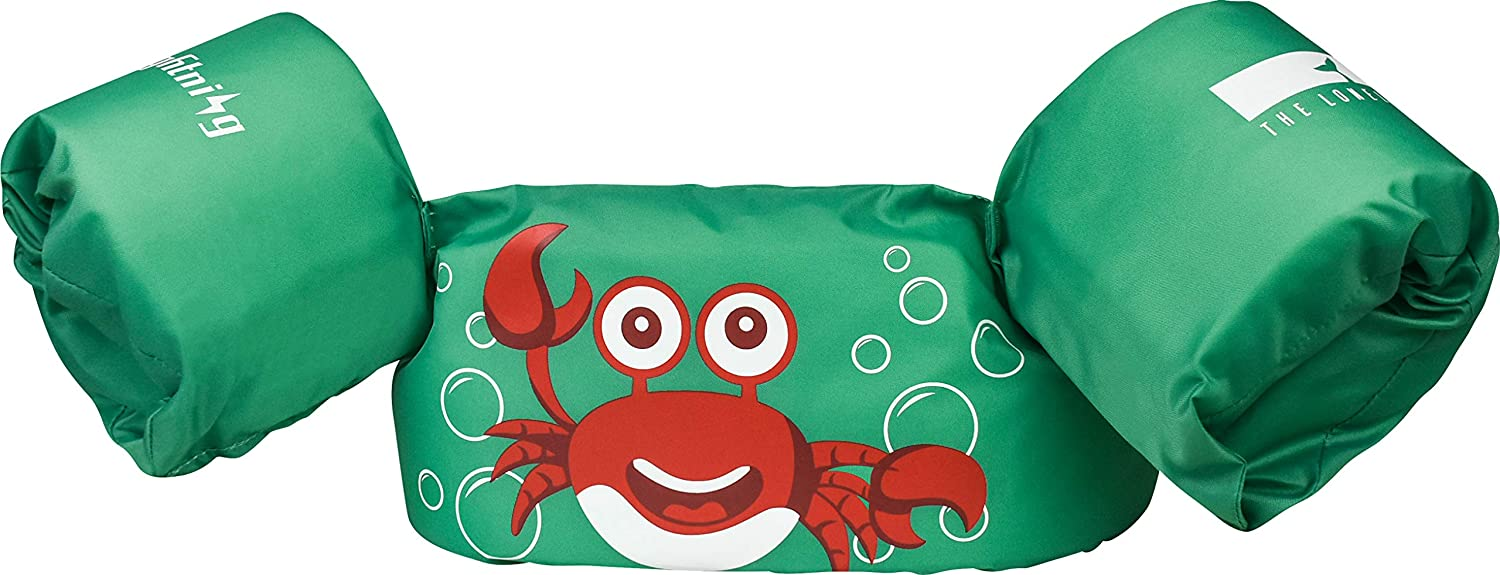 Toddler Life Jacket with Little Swimming Pool Toys|Swim Vest For Toddler 30-50 Pounds Infant life jacket with Arm Wings,Suitable for 30-50 lbs Infant//Baby//Toddler,Children Puddle//Sea Beach Jumper