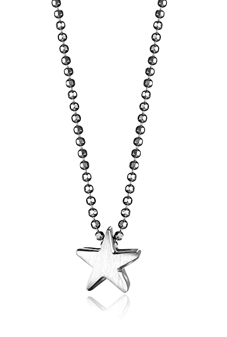 Alex woo special editions sterling silver star pendant necklace alex woo quotspecial editionsquot sterling silver star pendant necklace mozeypictures Image collections