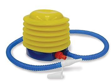 FakeFace Fuelle de plástico piscina bomba de pie inflador ...