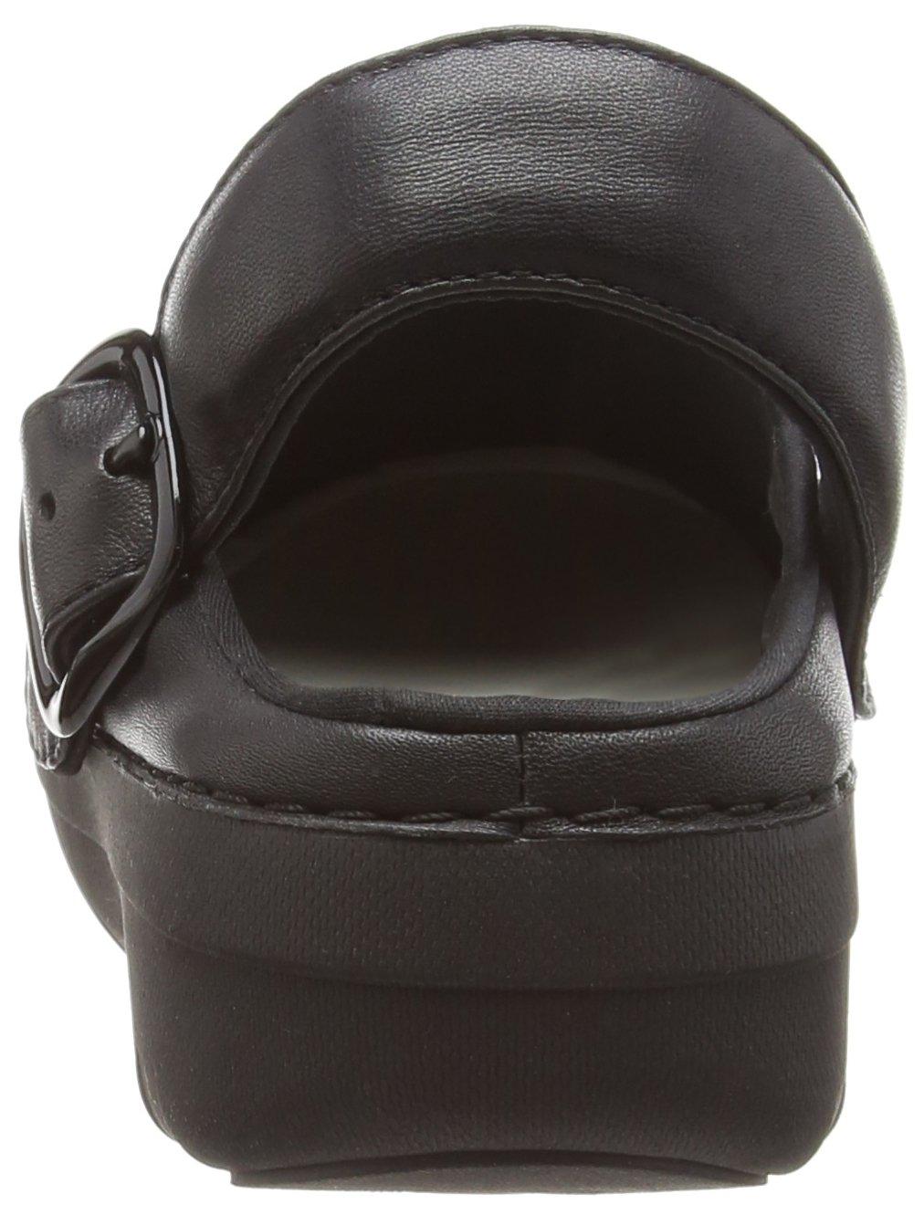 FitFlop Women's Gogh Pro Superlight Medical Professional Shoe B00SLOPCAK 5 B(M) US|Black