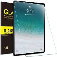 Luibor Apple iPad Pro 12.9 2018 Tablet Protector de pantalla de vidrio templado Ultra-thin 9H Dureza y la más alta calidad HD clear Protector de pantalla de vidrio para Apple iPad Pro 12.9 2018 Tableta (1 pieza)
