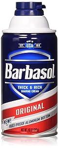 Barbasol Shave Regular Size 10z Barbasol Shave Cream Regular 10oz pack of 2