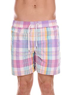 Ralph Lauren Maillot de Bain - Boxer Jaune  Amazon.fr  Vêtements et ... 339ff13ac582