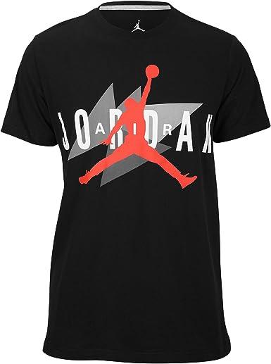 Nike Jordan para hombre Air Jordan 1991 Vault T Camisa color blanco: Amazon.es: Deportes y aire libre