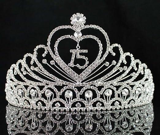 11 Estilos De Tiaras Y Coronas Para Quinceañeras Elegantes Pero