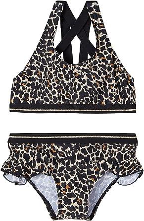 NAME IT Nkfzaraha Triangle Bikini Juego Ni/ñas