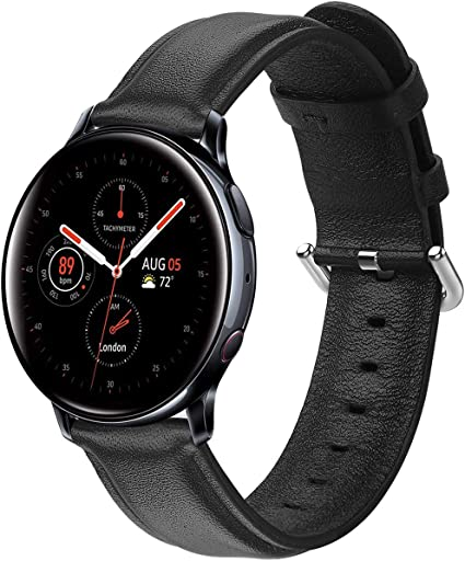 Amazon.com: Fit for Samsung Galaxy Watch Active 2 44mm 40mm ...