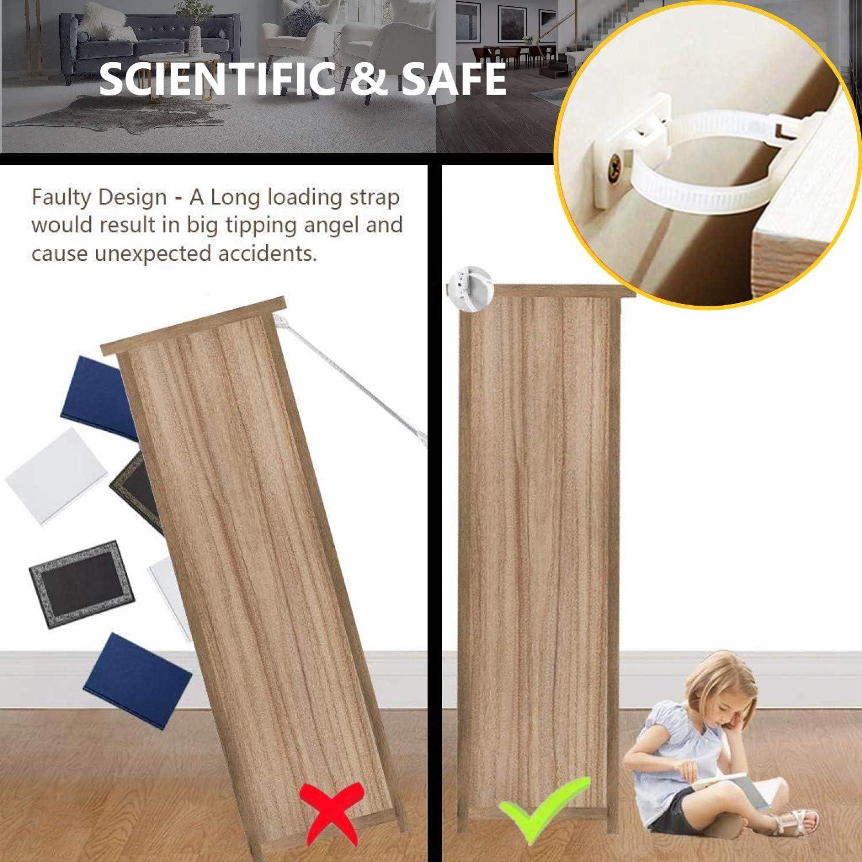 Amazon.com: Correas para muebles de bebé (12 paquetes) Kit ...