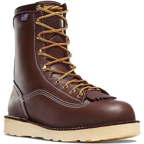 2a716f18cff Danner Men's Power Foreman 8 Inch Work Boot