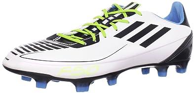 buy online 73cb3 dddbf adidas Womens F30 TRX FG Soccer Shoe,Lightning WhiteBlackSlime,5