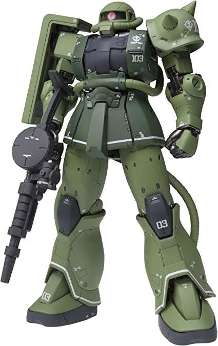 C-5 1//144 Bandai Hg Mobile Suit Gundam The Origin Zaku 2 Typ C