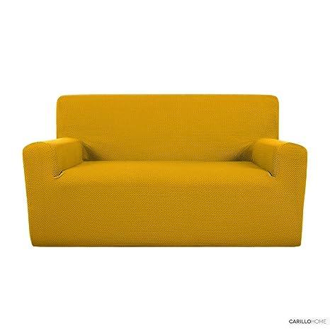 Funda Cubre Sofa Hop - 4 plazas, Oro: Amazon.es: Hogar