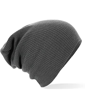1fce88e19d5ba MB Oversized Baggy Fit Slouch Style Beanie Beany Cap - 6 New Colours