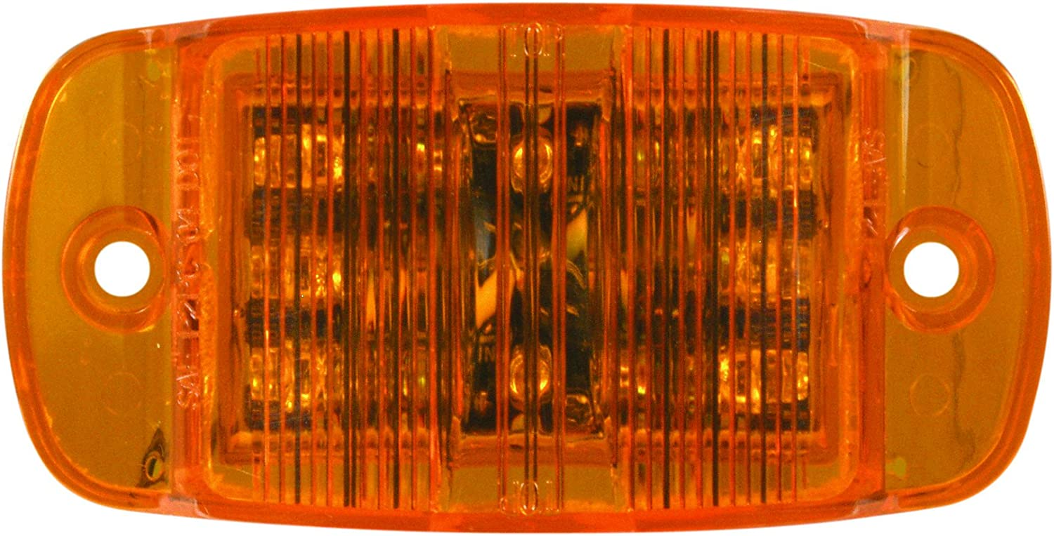 Optronics MCL49ABP Led Marker//Clearance Light Amber