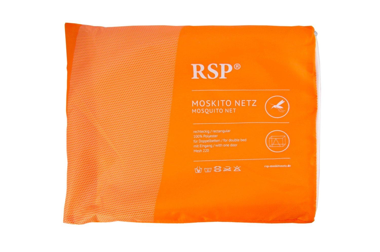 PRS Mosquitera Caja XXL Extra Grande protecci/ón contra Insectos Rectangular con Entrada y sin Entrada protecci/ón antimosquitos