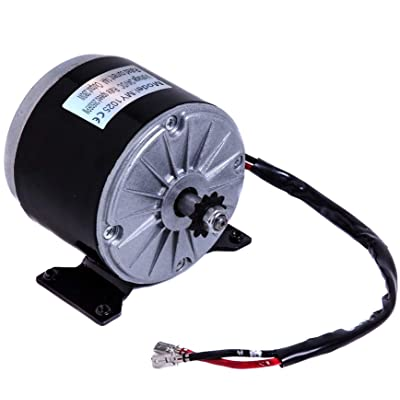 Glenparts 24V 250W 280W Electric Motor for Razor Ground Force Drifter Go Kart, Pulse Super-C : Sports & Outdoors
