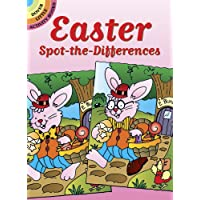 Easter Spot-the-Differences (Dover Little Activity Books)