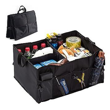Amazon.com: Coche Caja De Organizador De Maletero, plegable ...