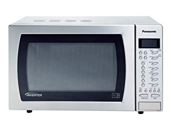 Amazon.com: Panasonic NN-ST479SBPQ - Horno de microondas con ...