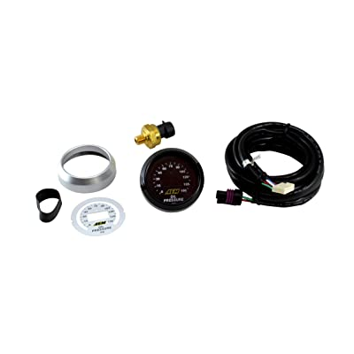 AEM 30-4407 0-150 PSI Oil Pressure Gauge: Automotive
